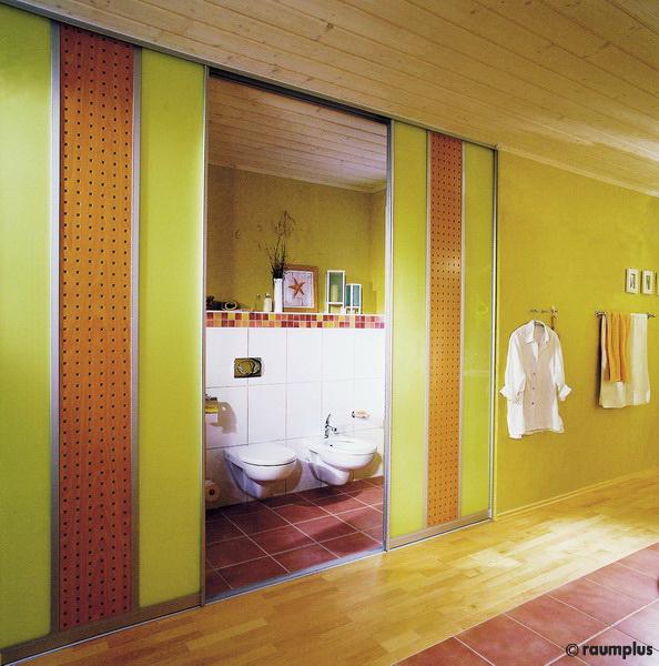 badezimmer schiebet ren schreiner straub. Black Bedroom Furniture Sets. Home Design Ideas