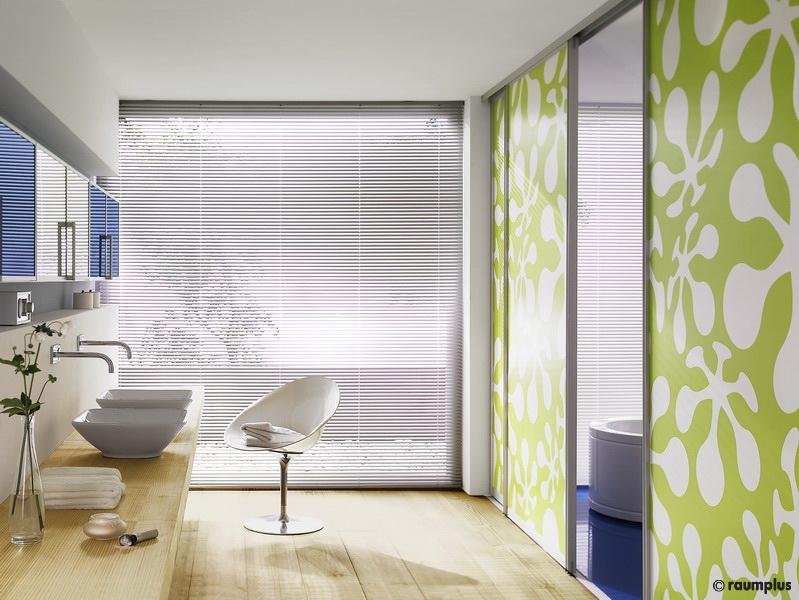 Bad Raumteiler badezimmer schiebetüren schreiner straub