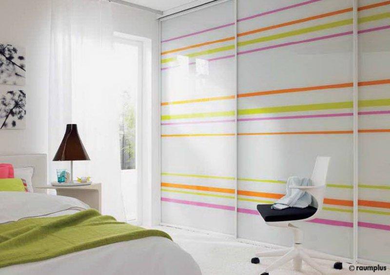 schiebet ren einbauschr nke im kinderzimmer schreiner straub. Black Bedroom Furniture Sets. Home Design Ideas