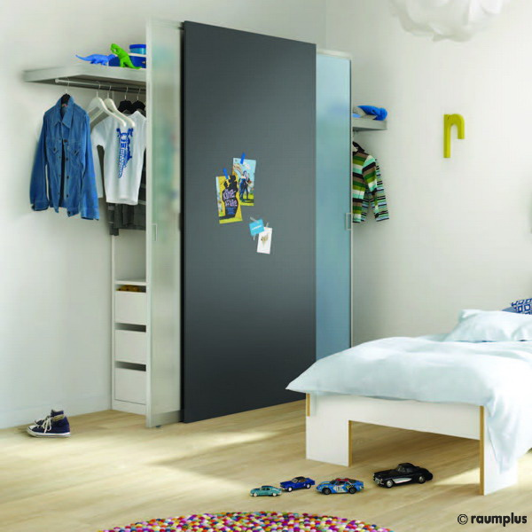 mobile garderobe schiebet ren schreiner straub. Black Bedroom Furniture Sets. Home Design Ideas