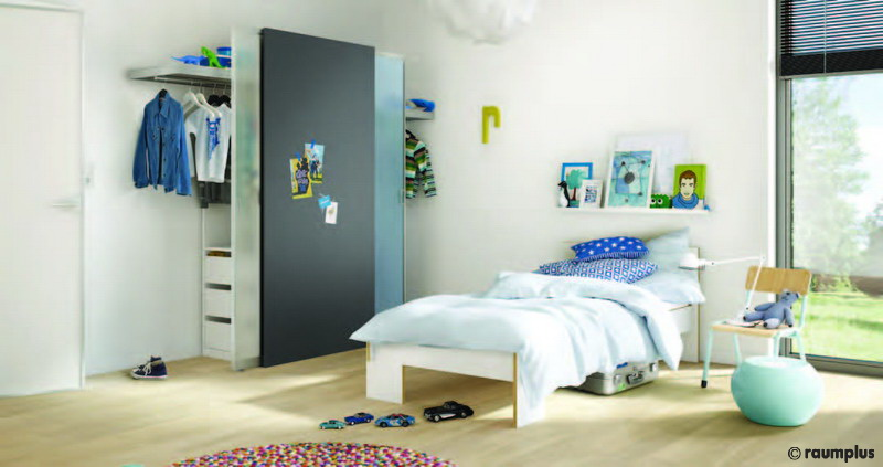 garderobe f r kinderzimmer selber machen basteln pictures to pin on pinterest. Black Bedroom Furniture Sets. Home Design Ideas