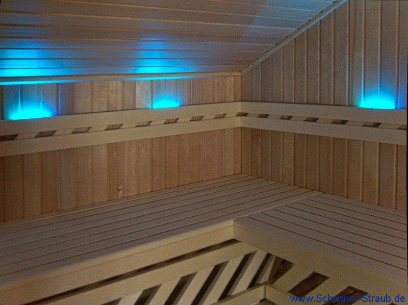 einbau sauna schreiner straub wellness wohnen. Black Bedroom Furniture Sets. Home Design Ideas
