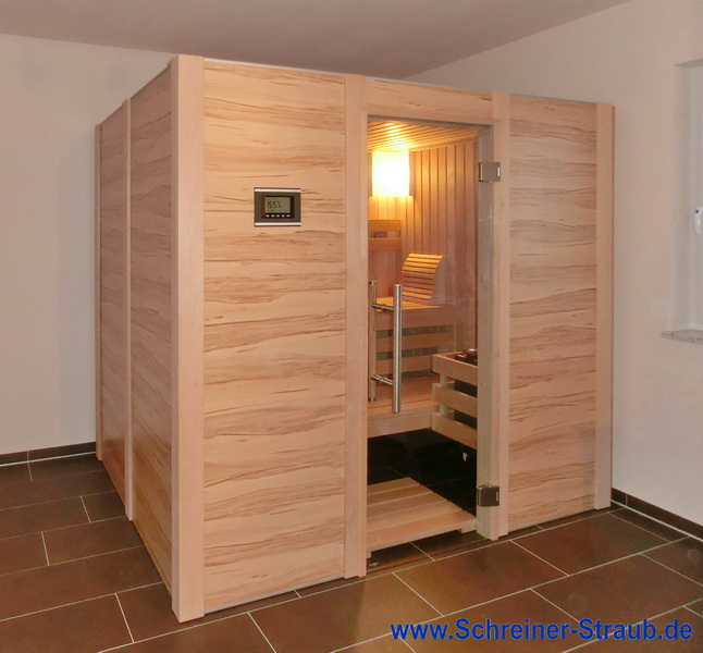 sauna im badezimmer preise carprola for. Black Bedroom Furniture Sets. Home Design Ideas