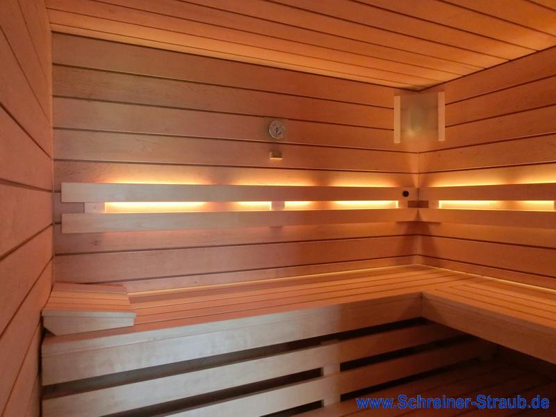 wellness sauna schreiner straub wellness wohnen. Black Bedroom Furniture Sets. Home Design Ideas