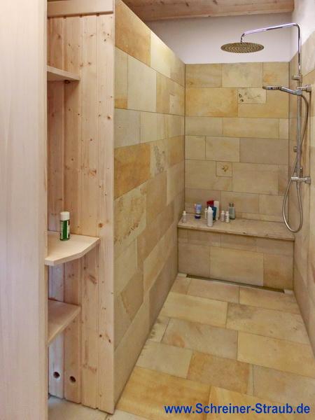 badezimmer sauna sauna im eigenen bad schreiner straub. Black Bedroom Furniture Sets. Home Design Ideas
