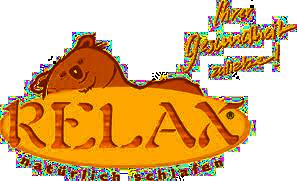 Relax - Logo