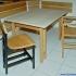 Esszimmer - Essgruppe, Esstisch und Stühle