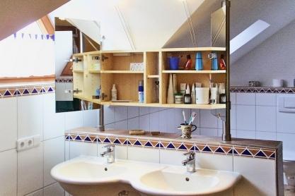 Badezimmer und Wellness - Badschrank