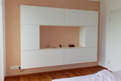 Schlafzimmer und Ankleiden | Schreiner Straub