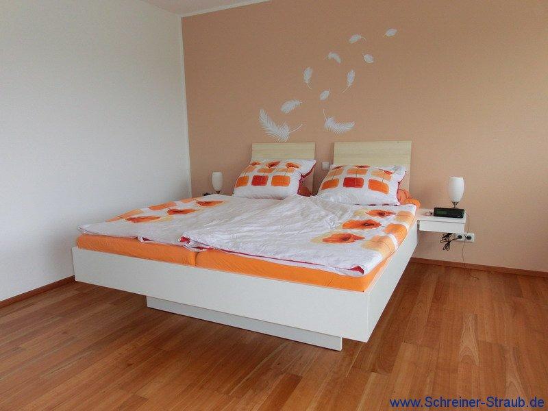 betten individuell in jeder holzart schreiner straub. Black Bedroom Furniture Sets. Home Design Ideas