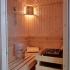 Sauna, Fichte - Innenansicht