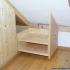 Schräge Möbel - Schlafzimmer