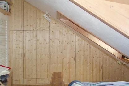 Möbel unter der Dachschräge | Schreiner Straub