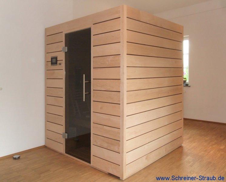 infrarotsauna die sauna mit dem mehrwert schreiner straub. Black Bedroom Furniture Sets. Home Design Ideas