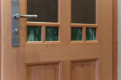 Innenausbau - Zimmertür