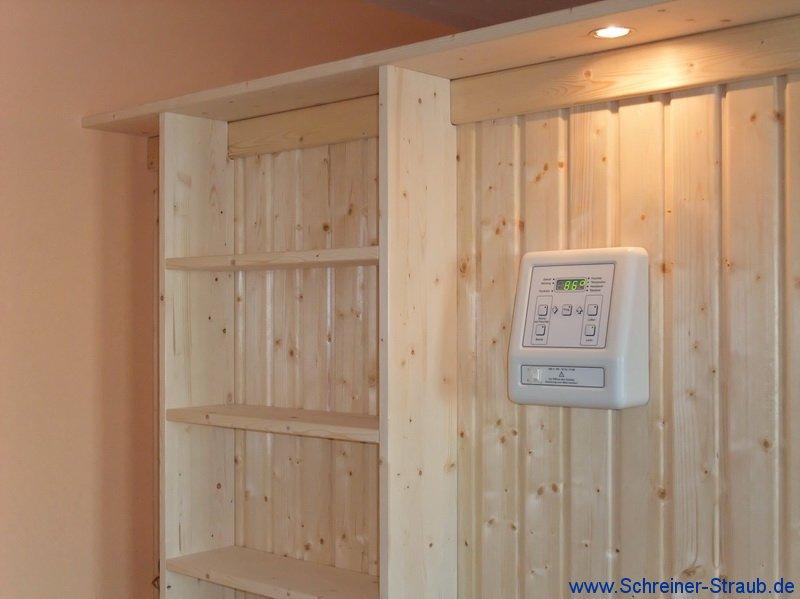 standard sauna schreiner straub wellness wohnen. Black Bedroom Furniture Sets. Home Design Ideas