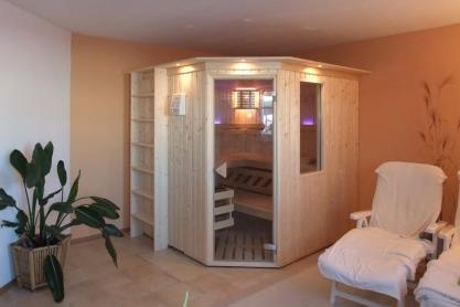Sauna, Fichte - Außenansicht