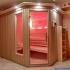 Sauna - Hemlock / Fichte - Außenansicht