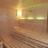 Sauna - Hemlock / Fichte - Inneneinrichtung