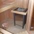 Sauna - Erle - Saunaofen