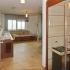 Badezimmer Sauna - Ahorn Paneele - Außenansicht, Blick ins Bad