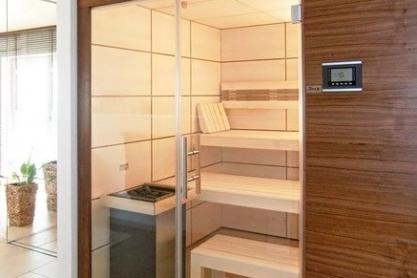 Kleine Sauna Im Badezimmer ~ Inspiration Design Traumhaus und ...