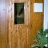 Gartensauna - Balkon Sauna - Außenansicht