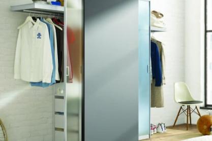 mobile Garderobe - junges Wohnen