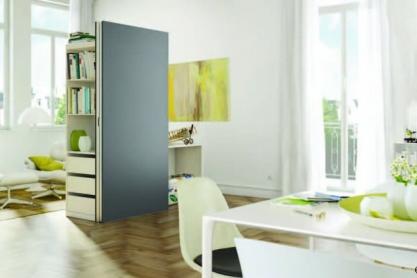 mobile Garderobe - modernes Wohnen
