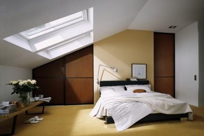 Dachschrägen Schlafzimmerschrank