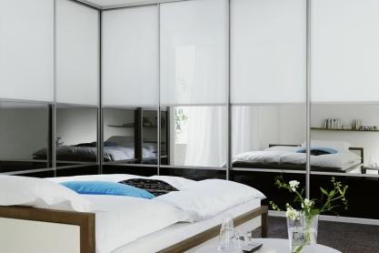 Schiebetüren Schlafzimmer Einbauschrank
