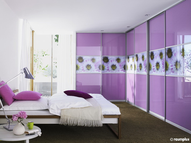 schlafzimmer einbauschr nke schiebet ren schreiner straub. Black Bedroom Furniture Sets. Home Design Ideas