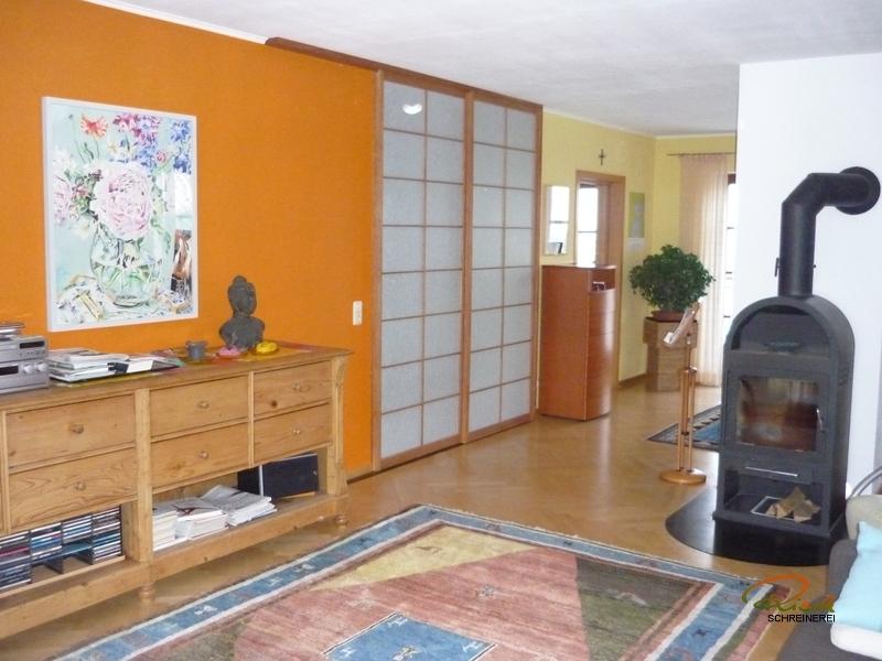 shoji raumteiler schreiner straub wellness wohnen. Black Bedroom Furniture Sets. Home Design Ideas
