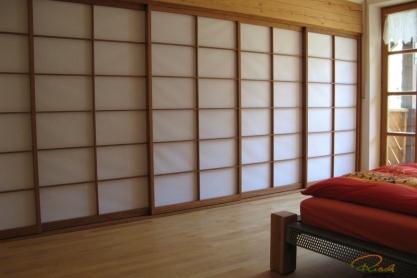 Japanische Trennwände shoji schränke schreiner straub wellness wohnen