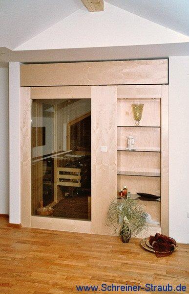 saunen individuell schreiner straub wellness wohnen. Black Bedroom Furniture Sets. Home Design Ideas