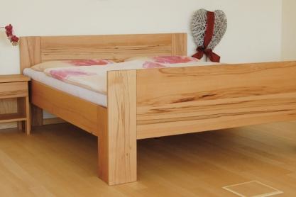 Relax Massivholzbett - Modell Fiori