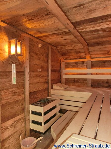 wellness sauna schreiner straub wellness wohnen. Black Bedroom Furniture Sets. Home Design Ideas
