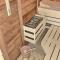 Altholz Sauna - Saunaofen