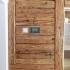 Badezimmer Sauna - Altholzsauna - Bedienelement