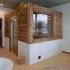 Badezimmer Sauna - Altholzsauna