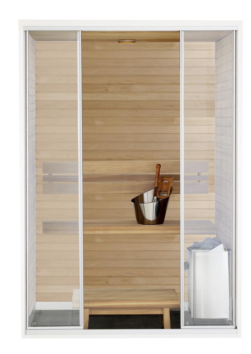 Kleines Badezimmer Mit Sauna : Harvia – Badezimmersauna – Capella
