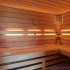 Badezimmer Sauna - Einrichtung - Bankbeleuchtung