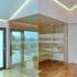 Einbau Glassauna - Eckverglasung - Ansicht, total