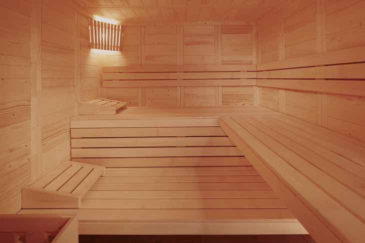 Fußboden In Sauna ~ Standard sauna sonderanfertigung schreiner straub