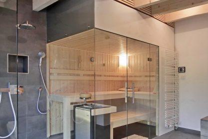 Badezimmer Sauna | Sauna im eigenen Bad | Schreiner Straub