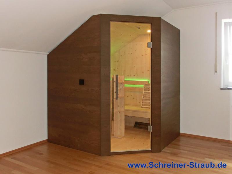 infrarotkabinen ma anfertigung schreiner straub wellness wohnen. Black Bedroom Furniture Sets. Home Design Ideas