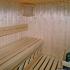 Basis-Sauna - Fichte - Innenansicht