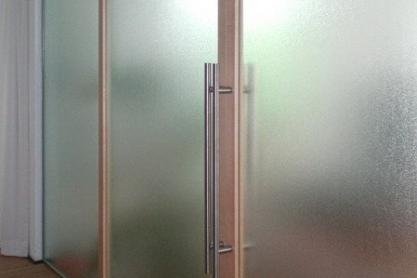 Raumteiler - Mattglas