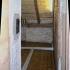 Dachboden-Sauna - vorher