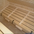 Dachboden-Sauna - Stauraum